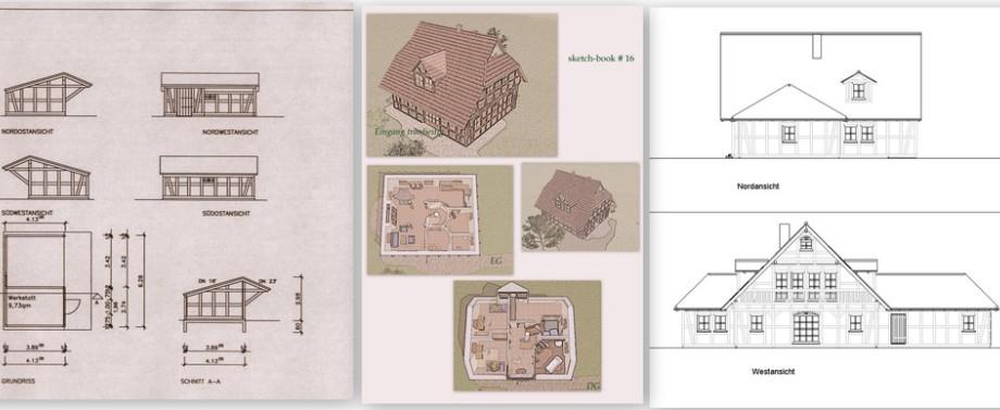 fachwerkh user und landh user beraten planen bauen. Black Bedroom Furniture Sets. Home Design Ideas